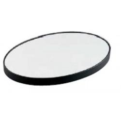 BANDEJA OVALADA ( blanca y negra )