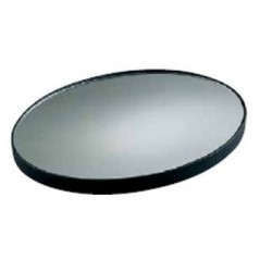BANDEJA OVALADA ( espejo y negra )