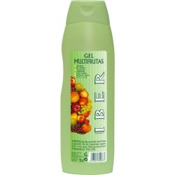 GEL MULTIFRUTAS IBER (12 x 1250 mL.)