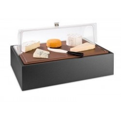 EXPOSITOR BUFFET QUESOS CUBIC