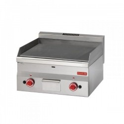 PLANCHA PLANA GAS NATURAL GASTRO-M 60/60 FTG