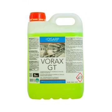 VORAX GT - Desengrasante General. Alta temperatura. Gel