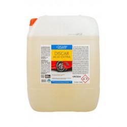 DISCAR ACID EXTRA. Limpiador ácido de llantas y alicatados