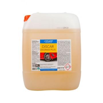 DISCAR DEGRASS PLUS - Detergente desengrasante carrocerias industriales