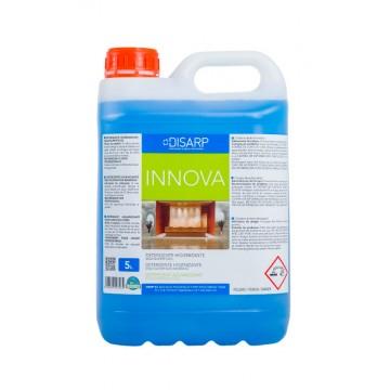 INNOVA - Higienizante desinfectante multisuperficies. Antibacterias perfumado