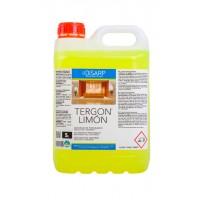 TERGON LIMON- Limpiador suelos neutro. Altamente perfumado