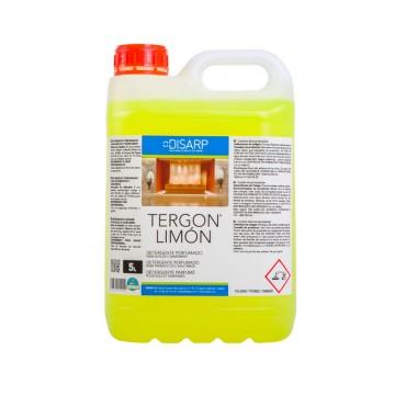 TERGON LIMON - Limpiador suelos neutro. Altamente perfumado
