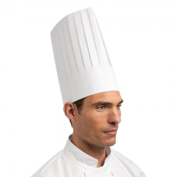 GORRO COCINERO DESECHABLE TOP CHEF