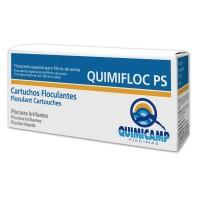 QUIMIFLOC CARTUCHO. Producto para mejorar la filtración de arena de filtros