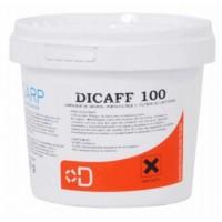 DICAFF 100- Limpiador grupos cafeteras. Recuperador vajilla