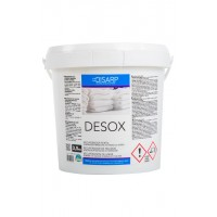 DESOX- Recuperador textil. Manchas de hierro - ilvo.es