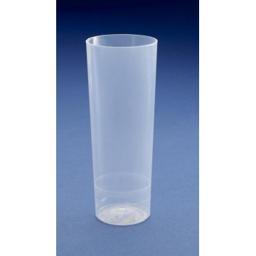 VASO TUBO IRROMPIBLE PP INYECTABLE - 300 ml