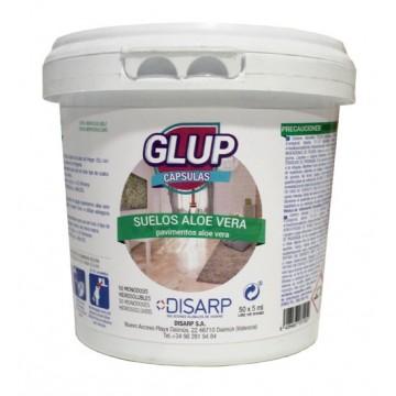 GLUP CAPSULAS SUELOS ALOE VERA Monodosis Hidrosoluble