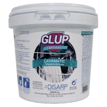 GLUP CAPSULAS LAVAMATIC Monodosis Hidrosoluble