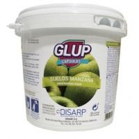 GLUP CAPSULAS SUELOS MANZANA. Monodosis Hidrosoluble Limpieza de Suelos Nota Frutal