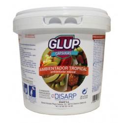 GLUP CAPSULAS AMBIENTADOR TROPICAL Monodosis Hidrosoluble