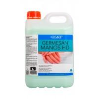 GERMESAN MANOS HD - Gel Neutro para el lavado de Manos Dermatológico