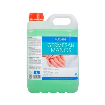GERMESAN MANOS - Gel Neutro para el lavado de manos