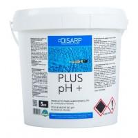 PLUS PH + Producto para aumentar el pH de las aguas de piscina