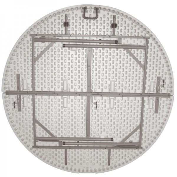 Venta de mesa redonda tablero y patas plegables en - Patas plegables para tableros ...