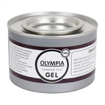COMBUSTIBLE GEL PARA CHAFING OLYMPIA