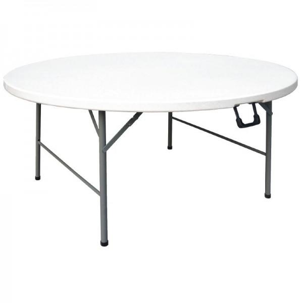 Venta de mesa redonda tablero y patas plegables en - Patas plegables para mesas ...