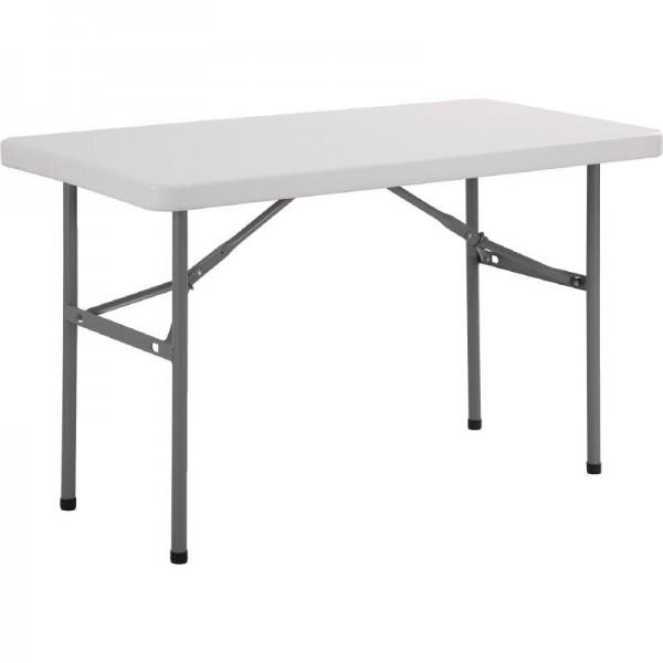Venta de mesa rectangular patas plegables en for Patas de mesa plegables