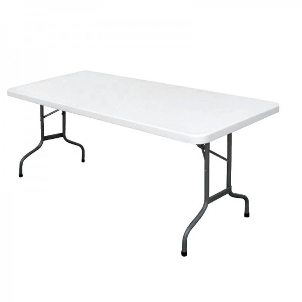 Venta de mesa rectangular patas plegables en - Patas plegables para mesas ...
