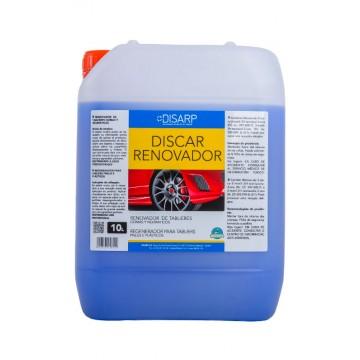 DISCAR RENOVADOR. Abrillantador regenerador de neumáticos y plásticos