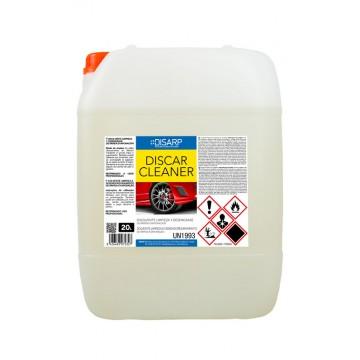 DISCAR CLEANER. Disolvente para limpieza y desengrase de rápida evaporación.