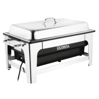 CHAFING DISH ELECTRICO OLYMPIA de 13,5 Litros GN 1/1