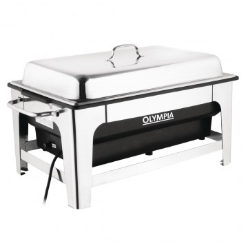 CHAFING DISH ELECTRICO - 13,5 Litros