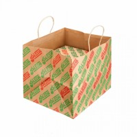 BOLSAS SOS CAJAS PIZZA 37/33x32 CM NATURAL KRAFT