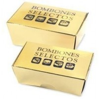 CAJAS BOMBONES TRAPEZOIDALES - ilvo.es