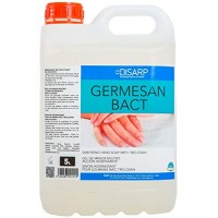 GERMESAN BACT - GEL DE MANOS NEUTRO ACCION HIGIENIZANTE y ANTI-BACTERIAL