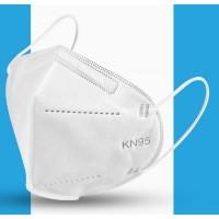 Mascarilla Autofiltrante KN 95 - FFP2 con clip de nariz ajustable- ilvo.es