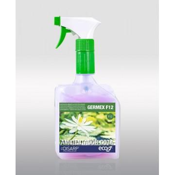 GERMEX F-12 - Desodorante bactericida. Purificador ambiente