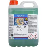 SANITER BACT. Limpiador desinfectante aseos y baños - ilvo.es