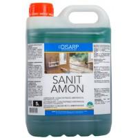 SANIT AMON - Limpiador concentrado amoniacal. Sanitarios y Suelos - ilvo.es