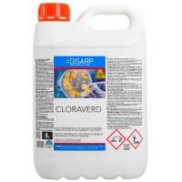 CLORAVERD. Lejía para el tratamiento de aguas de bebida y desinfección - ilvo.es