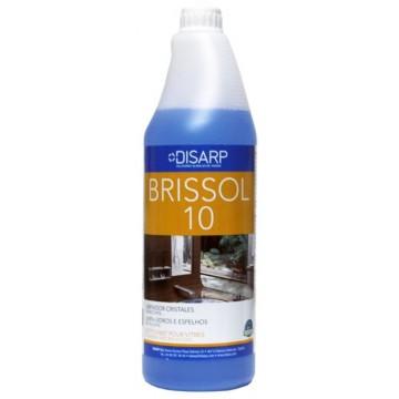 BRISSOL 10- Limpiador de cristales bioalcohol
