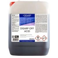DISARP OFF ACID- Decapante ácido restos de obra, cal. Sin espuma - ilvo.es