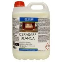 CERASARP BLANCA- Cera metalizada alta resistencia. Suelos duros y sintéticos - ilvo.es