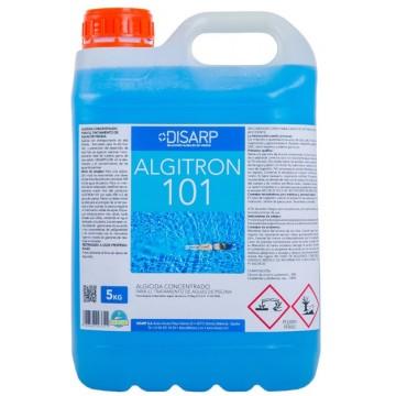 ALGITRON 101- Algicida concentrado. Piscinas. Antiespumante