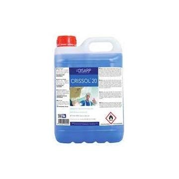 CRISSOL 20 - Limpiacristales Extra Bioalcohol