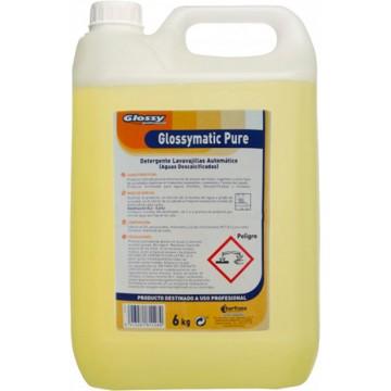 GLOSSYMATIC PURE - Detergente Lavavajillas - Aguas Blandas