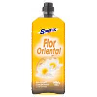SAAMIX - Suavizante Concentrado Flor Oriental - 80 lavados - ilvo.es
