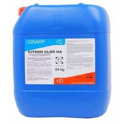 CITRON CLOR HA - Detergente líquido máquina lavavajillas. Clorado