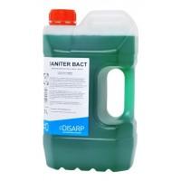 SANITER BACT. Limpiador desinfectante aseos y baños