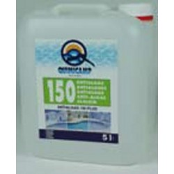 ALGICIDA 150 PLUS. Producto prevención contra las algas
